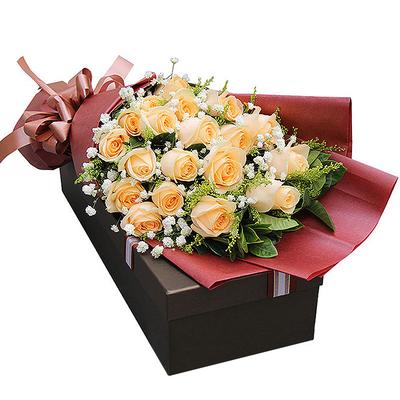 花市鲜花网_鲜花速递_热烈的爱