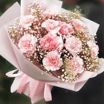 花市鲜花网_鲜花速递_花开无声