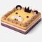 花市鲜花网_新狮子王奶油蛋糕 8寸